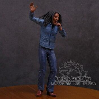Music Legends Bob Marley Jamaica Singer Action Figure | 18cm