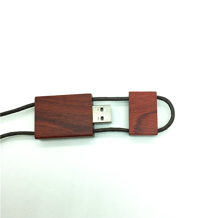 Real capaciteit USB flash drive houten pendrive 64 GB 32 GB 16 GB 8 - Externe opslag - Foto 4