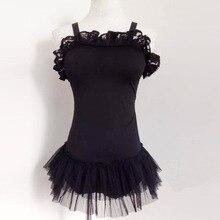 Direct manufacturers can make the lady dance ballet skirt skirt sleeveless suspenders skirt performance match q1135