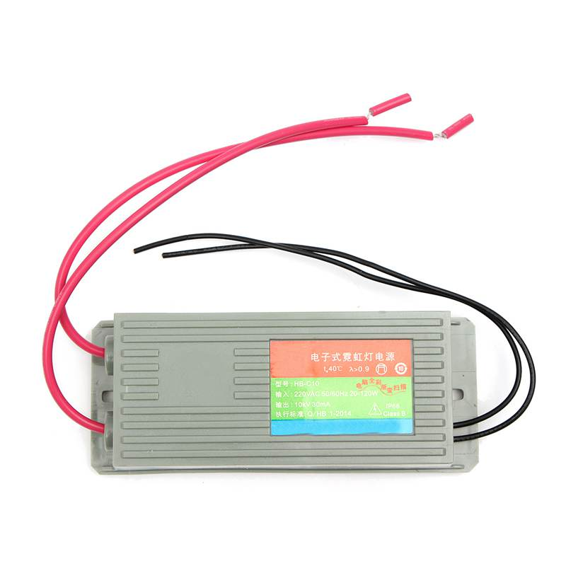 10KV 30mA High Frequency Neon Electronic Transformer 100W Load 10M Neon Power Supply Rectifier 220V AC arko men пена для бритья sensitive 200мл