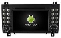 S190 Android 7.1 âm thanh xe hơi CHO BENZ SLK Class W171 (2008-2011) xe dvd player head thiết bị xe đa phương tiện ô tô stereo tất cả trong một