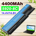4400 мАч 14.4 В Аккумулятор для Acer Aspire 5920G 5520 Г 5315 AS07B31 AS07B32 AS07B41 AS07B42 AS07B51 AS07B52 AS07B61 AS07B71 AS07B72