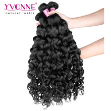 4Pcs/lot Brazilian Curly Virgin Hair,Top Quality Grade 7A Italian Curly Hair Weave,Aliexpress YVONNE 100% Human Hair