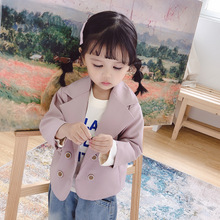 kids blazers jackets for girls coats and jackets spring autumn children outerwea