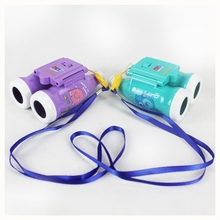 Mini Binoculars Toys Plastic Telescopes Toy For Kids Outdoor Games Toys 6x25 Zoom Telescope Optical Focused Educational Toy Gift
