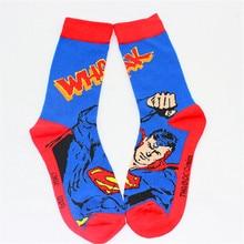 More Great SuperHero Socks | Superman | Hulk | Captain America