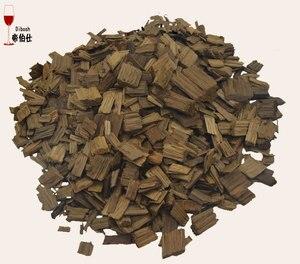 100g Oak Chip French Oak Home Brewing Wine Making Dark & Light Toast Flavor For Wine & Brandy Provide The Flavor Of Oak Barrel(China)
