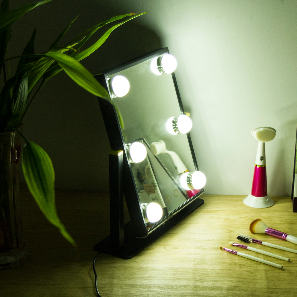 BEAUTMEI Best Seller Theatrical Brightness Dimable Vanity Girl ...