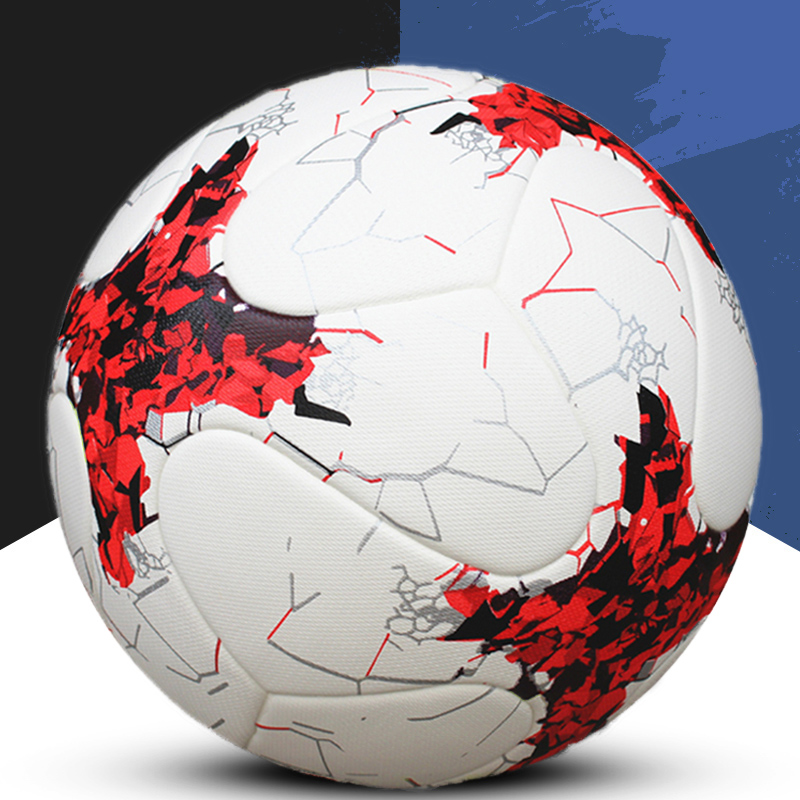 Russia Wing Design Soccer Ball Official Size 5 PU Premier Football for Cup rusia 2018 Champions League Training Game