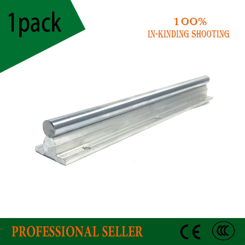Image 2 - 10mm Linear Rail 2pcs SBR10* 200/300/450mm +4pcs SBR10UU Linear Guide  Linear Motion Ball Bearing Blocks For CNC Linear Shaft-in Linear Guides from Home Improvement