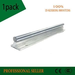 Image 2 - 10mm Linear Rail 2pcs SBR10* 200/300/450mm +4pcs SBR10UU Linear Guide  Linear Motion Ball Bearing Blocks For CNC Linear Shaft