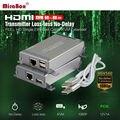 Hsv560 cabo kvm extender hdmi extender um par mais gato suporte de teclado e mouse usb transmitir até 60-80 m kvm extender