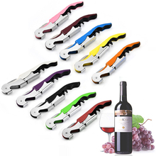 OLOEY Kitchen Bar Wine Bottle Opener Multifunction Stainless Steel Cork Screw Beer Openers Portable Gadgets Tools Accessories