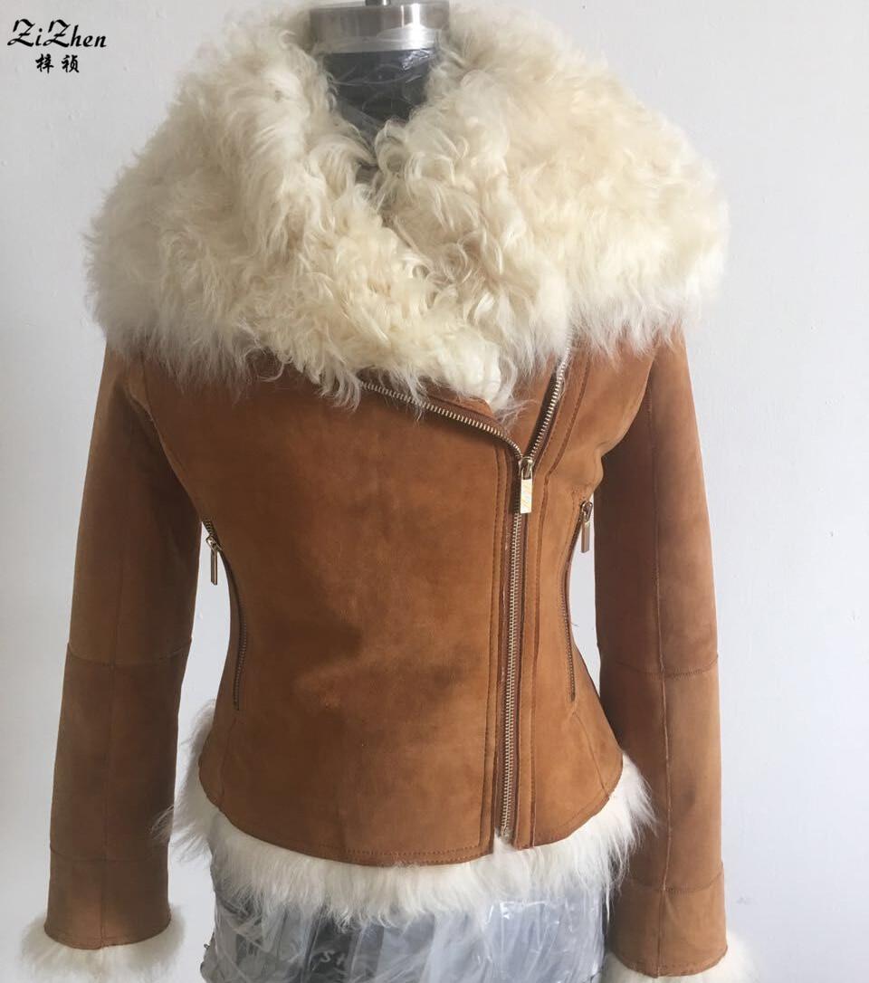 Popular Luxury Sheepskin Coats-Buy Cheap Luxury Sheepskin Coats