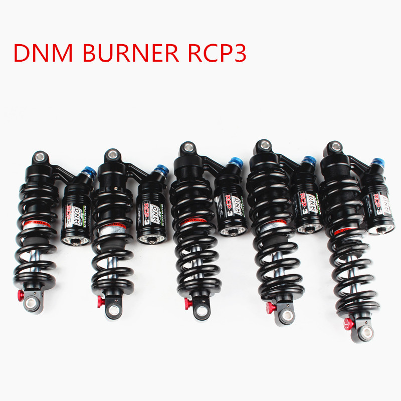DNM RCP3 Durable Downhill MTB Bike Bicycle Metal Rear Suspension Spring Shock Absorber Bicycle Parts Mountian Bike Rear Shocks
