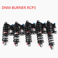 DNM RCP3 Durable Downhill MTB Bike Bicycle Metal Rear Suspension Spring Shock Absorber Bicycle Parts Mountian Bike Rear Shocks