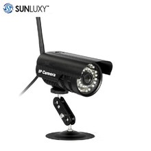 SUNLUXY SP013 WiFi IP Camera 720P HD Waterproof Wireless Network IR Night Vision Alarm CCTV Bullet Camera for Outside Security