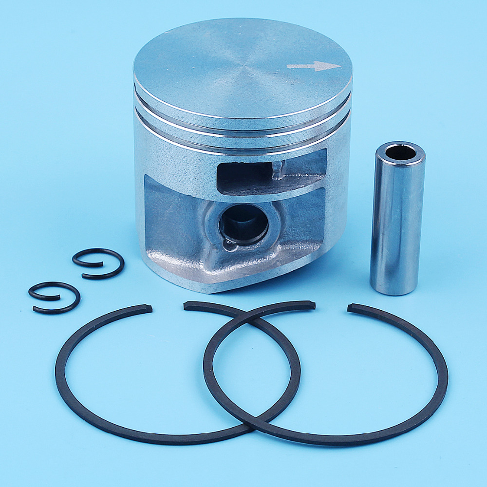 44.7mm Piston Ring Pin Kit For Stihl MS271 MS 271 271C Chainsaw WT New Style Cylinder Replacement Spare Parts