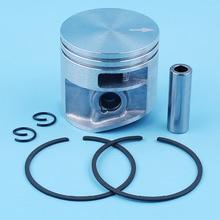 Kit de Pin de anillo de pistón de 44,7mm para motosierra Stihl MS271 MS 271 271C piezas de repuesto de cilindro de nuevo estilo WT