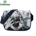 Tokyo Ghoul Messenger Bag Polyester Doctor Who Schoolbags for Boys Girls Hatsune Miku Women's Shoulder Bag Children' School Bags