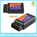 Only for Ownice Car DVD Hot Car Diagnostic Tool OBD II ELM327 ELM 327  Bluetooth Car Interface Scanner Code Reader