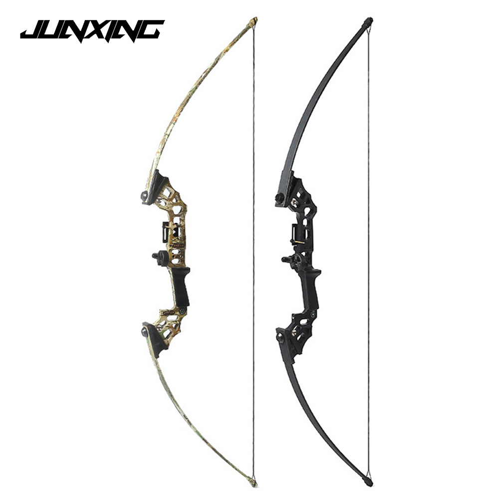 40lbs Recurve Bow with 12pcs Arrows for Right Handed Straight Archery Hunting Bow for Shooting Hunting Game Outdoor Sports shooting straight