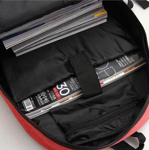 Image 5 - Anime Manga Naruto Backpack Bag Messenger Shoulder School Bag Naruto Akatsuki Cloud Symbol School Book Students Backpack