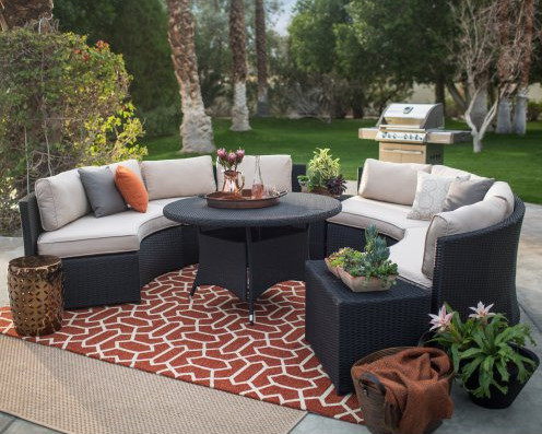 2017 factory direct sale outdoor living furniture all weather wicker sofa sectional patio dining. Black Bedroom Furniture Sets. Home Design Ideas