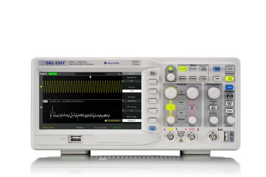 Siglent  SDS1152CML+ 150MHz Digital scope  Oscilloscope Atten dual Channel 2Mpts memory better rigol DS1102E/tek, free ship  осциллограф siglent sds1152cml 2 150 1 sa