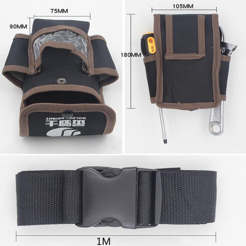Bolso de herramientas de electricista multifuncional Kit de - Almacenamiento de herramientas - foto 2