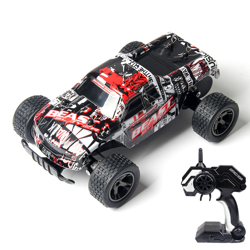 WLtoys RC Car Scale 1:18 High Speed 25KM/H High Quality Ready-To-Go Radio Control Racing Car Toys For Boys