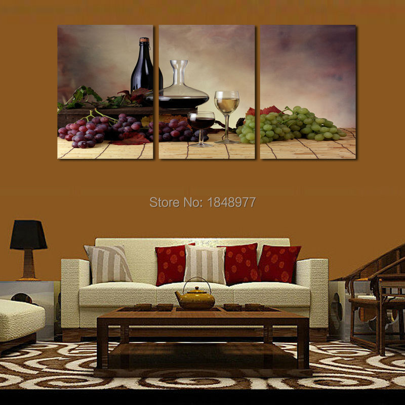 Popular kitchen wall art buy cheap kitchen wall art lots for Kitchen decoration piece