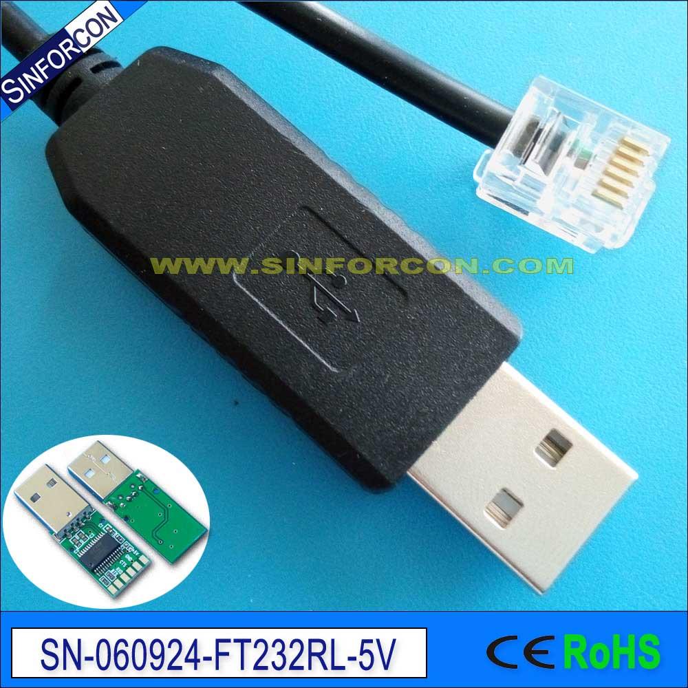Ftdi Usb Uart Ttl Cable For Kaifa Ma105 Iskra ME 382 Kamstrup 162 382 En351 Landis + Gyr E350 P1 Poort Slimme Meter