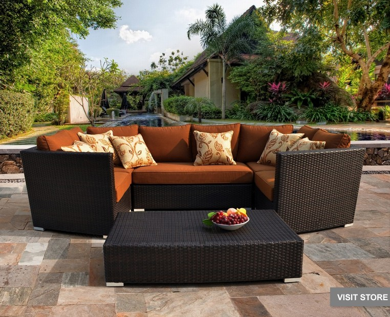 Admirable Us 854 05 5 Off Sirio Batavia 6 Piece Outdoor Furniture Set With 6 Pillows In Garden Sofas From Furniture On Aliexpress Com Alibaba Group Download Free Architecture Designs Aeocymadebymaigaardcom