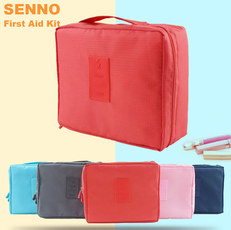 High Capacity First Aid Kit EVA Person Portable Storage Bag Waterproof Drug Pack Security Emergency Kits Medical Treatment