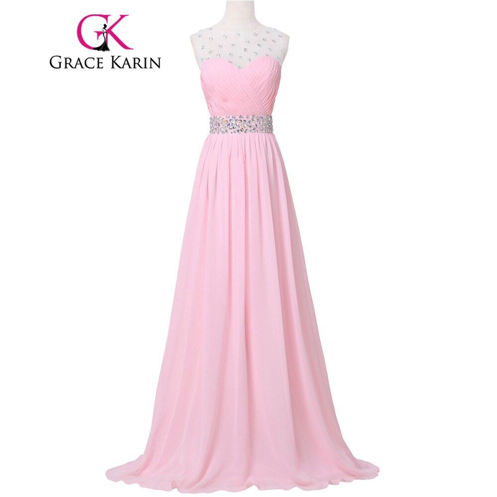 Excepcional Vestido De La Dama De Honor Púrpura Ornamento ...