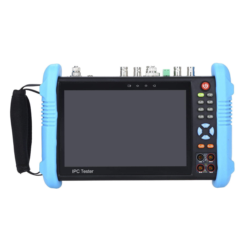 SEESII 7 4K 8GB TVI CVI AHD HD SDI/EX-SDI Camera Multimeter PTZ POE Test CCTV IP Tester Monitor WIFI HDMl Video Onvif H.265