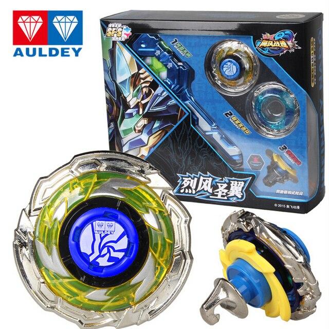 Классические игрушки трансфер в два типа металл fusion beyblade волчок гироскопа комплект Beyblade Игрушки Детей Fusion Верхней