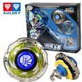 Juguetes clásicos transferir a dos tipos de fusión de metal beyblade trompo giroscopio kit de Fusión Beyblade Juguetes Para Niños Top