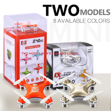 Cheerson Drone CX-10A 8C 4CH 6 Axis Gyro UAV LED Lights 3D Flips/Rolls Mini Quadcopter RC Helicopter Electronic Toy Aircraft