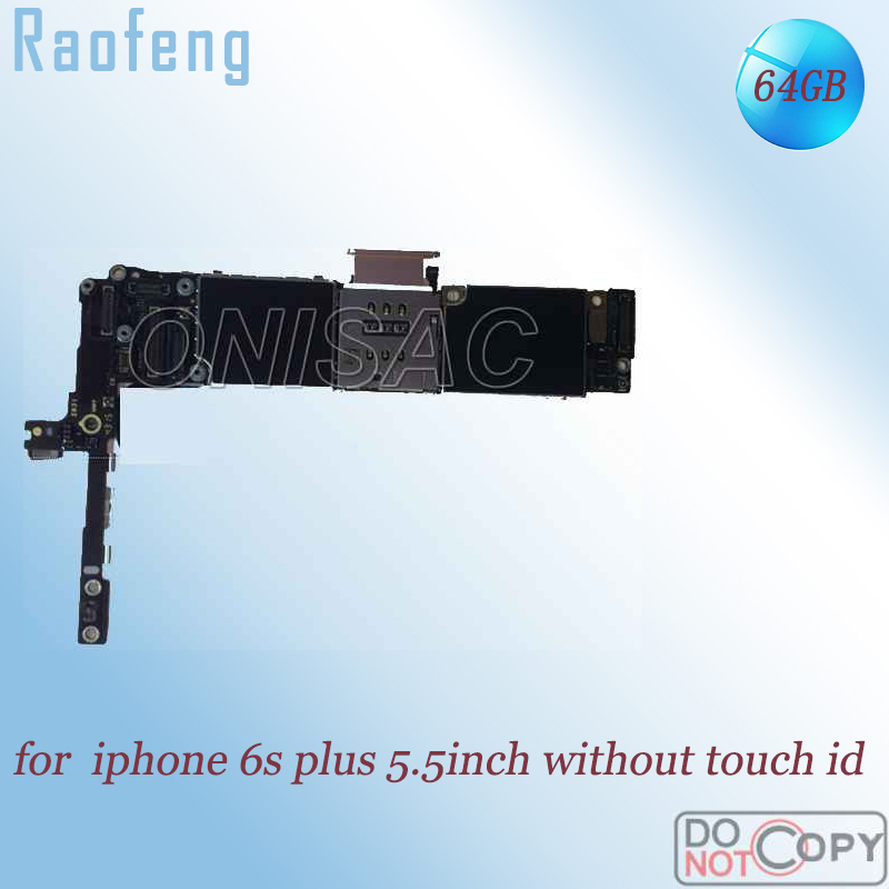 Raofeng iPhone for 6s Plus Unlocked with Chips Touch-Id-Mainboard Disassembled 64GB title=