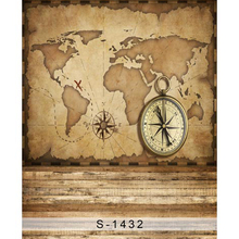 Buy world map backdrop and get free shipping on aliexpress neoback retro vintage old world map wall backdrop for photography printed compass gumiabroncs Gallery