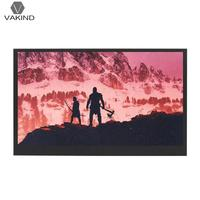 VAKIND 13.3 Inch HDR Monitor 1920x1080P IPS Screen Display for HDMI PS4 XBOX One