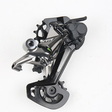 Shimano XTR M9100 SGS Rear Derailleur 12 Speed Shadow RD MTB Bicycle Derailleur Long Cage microshift rd r47s 11 28t 10 9 speed road bicycle rear derailleur aluminum compatible for 10 9 speed road rear derailleur
