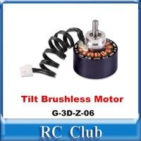 Walkera G 3D Brushless Camera Gimbal Parts Accessories Tilt Brushless Motor (WK WS 22 001B) G 3D Z 06 (M) Free Shipping