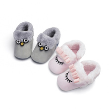 2019 Newborn Shoes Infant Prewalker Toddler Soft Anti-Slip Crib Shoes First Walkers 0-18 M цены онлайн