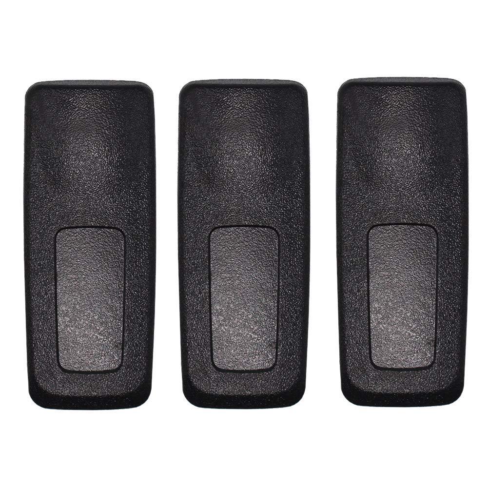 3Pcs PMLN4651 Belt Clip For Motorola Radios APX4000 APX3000 APX1000 DP4400 DP4401 DP4600 DP4801 XPR3300 XPR3500 XPR7550 XPR7350