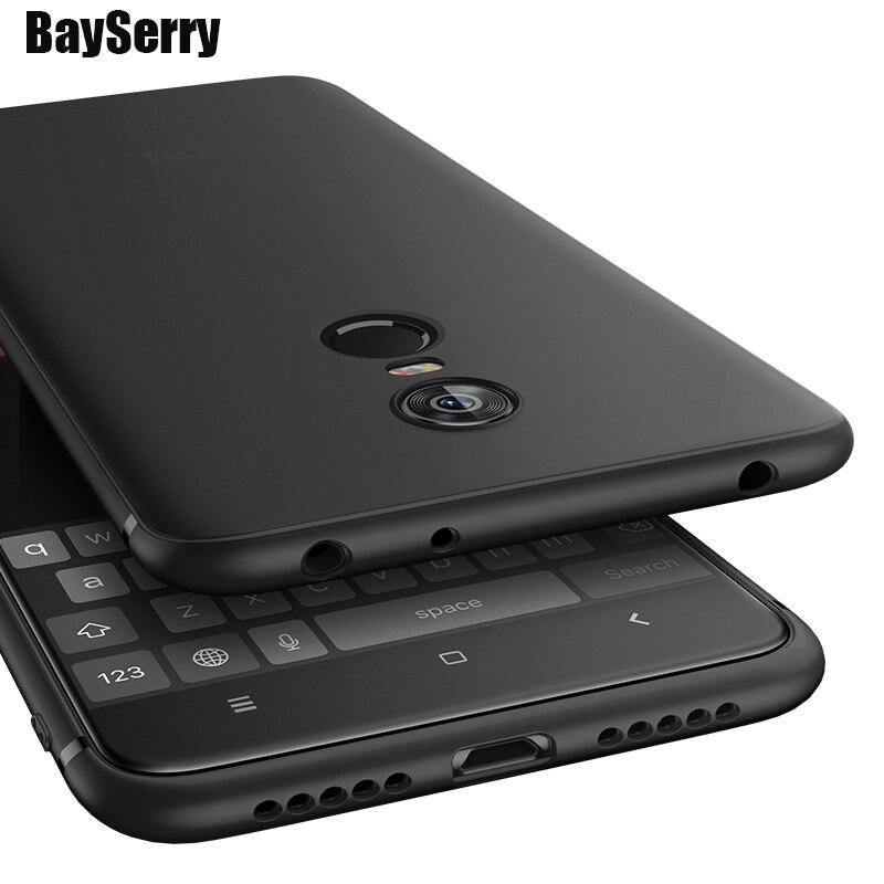 Case Soft Silicone Phone For Xiaomi Redmi Note 8 7 6 5 K20 K30 Pro 8T Matte  Case Cover For Xiaomi Mi 10 Mi 9 SE Mi 9T Pro Cases