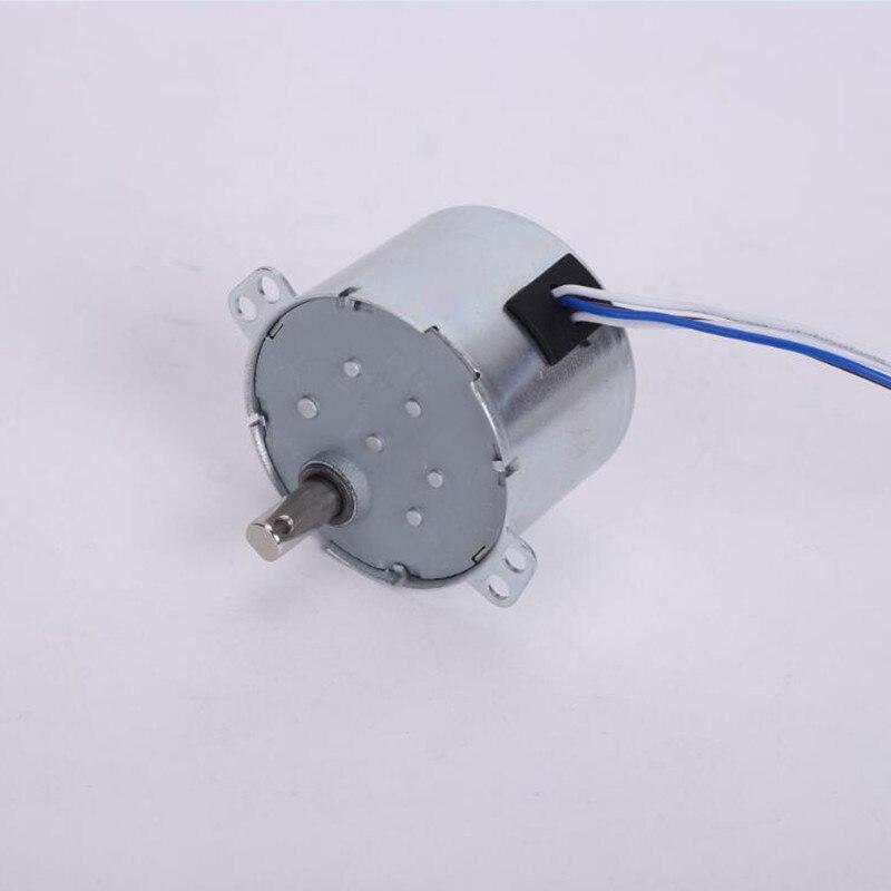 1 pièces ventilateur synchrone moteur AC 220 V-240 V 50Hz 7 W 7x16mm arbre 50x38mm taille