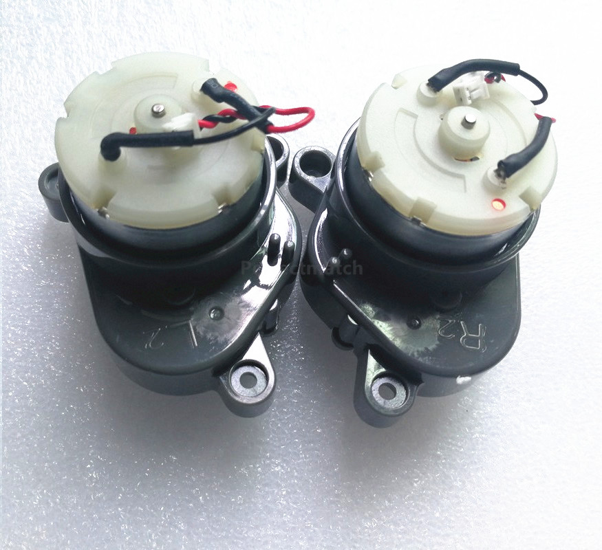 vacuum cleaner side brush motor for Ecovacs <font><b>Deebot</b></font> DM82 <font><b>M82</b></font> robot vacuum cleaner parts motors replacement image